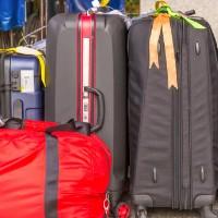 Almacén de maletas