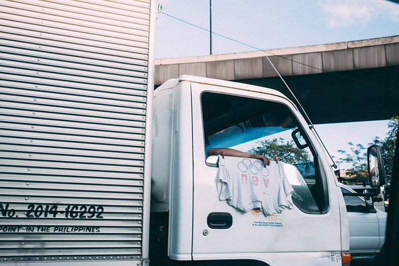 Camión traslado mudanzas
