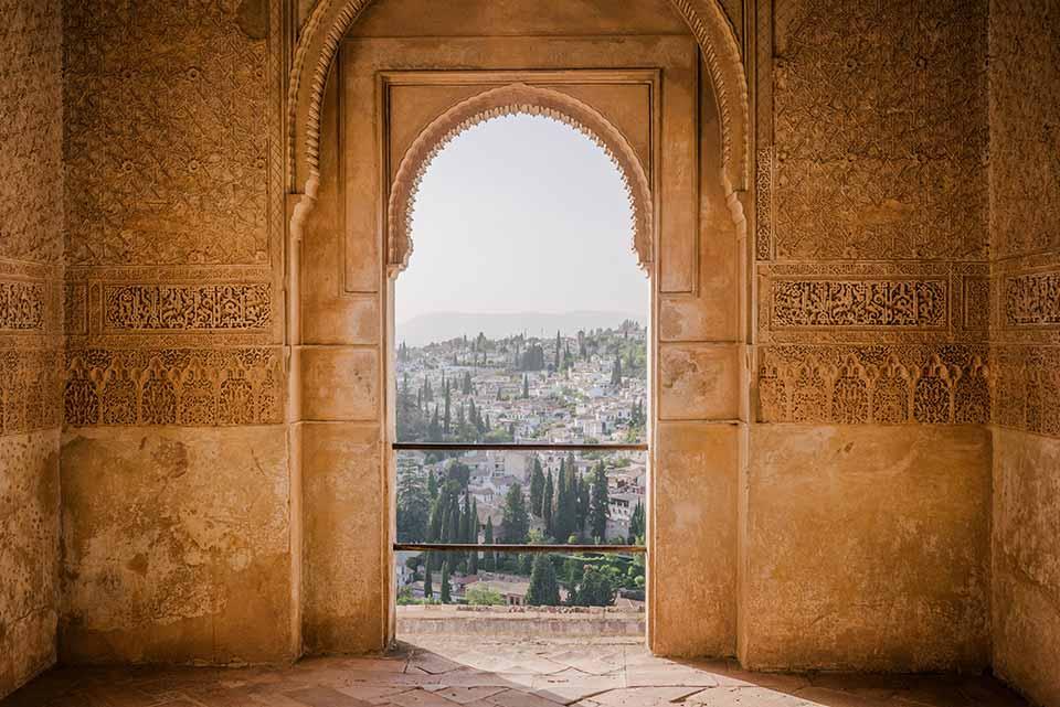 Estudiar-Erasmus-Granada